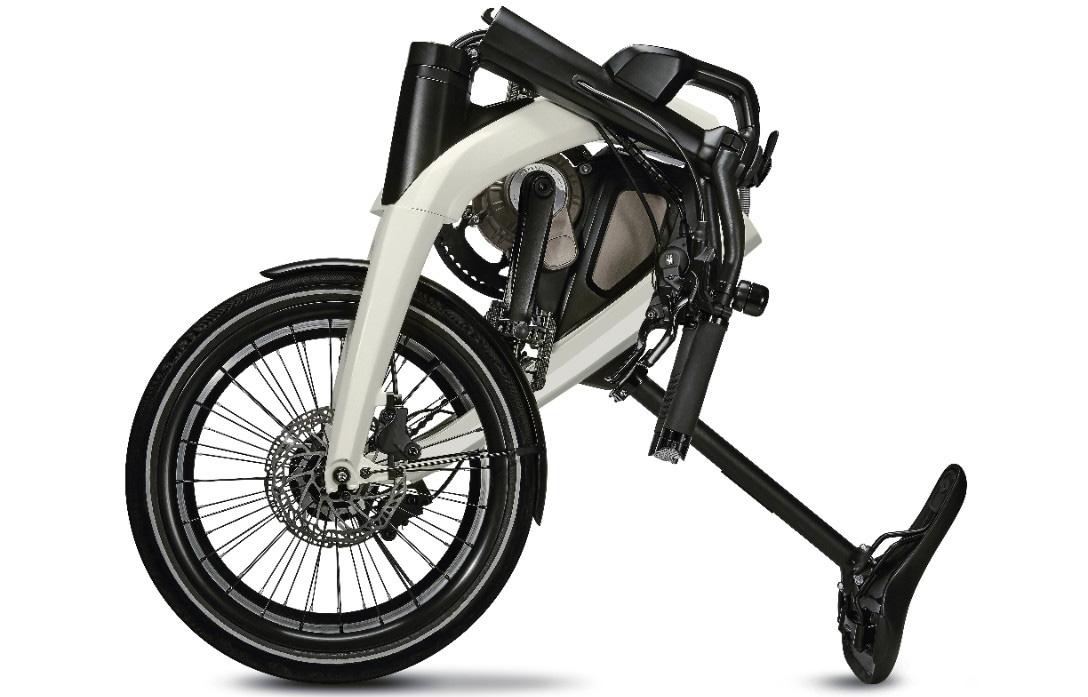 Дженерал моторс представила две модели «умных» электровелосипедов
