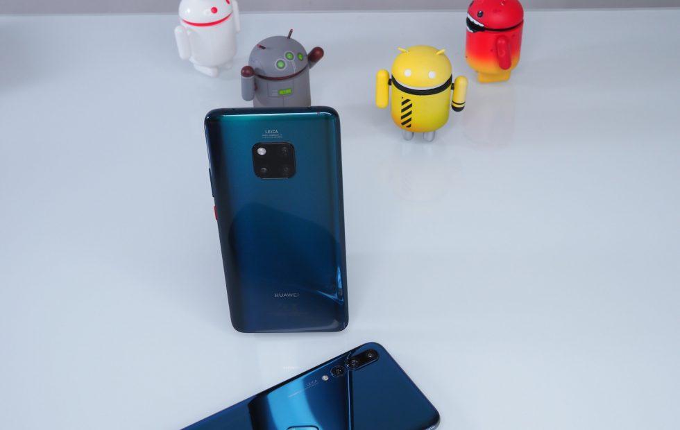 Huawei обнародовал отчет о реализованных за2018 год телефонах