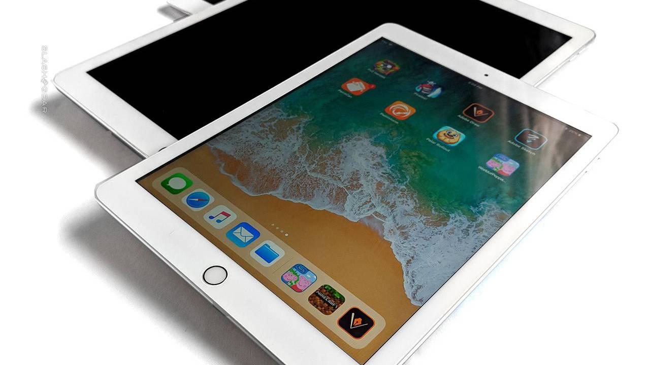 Новый iPad сохранит TouchID иразъем для наушников