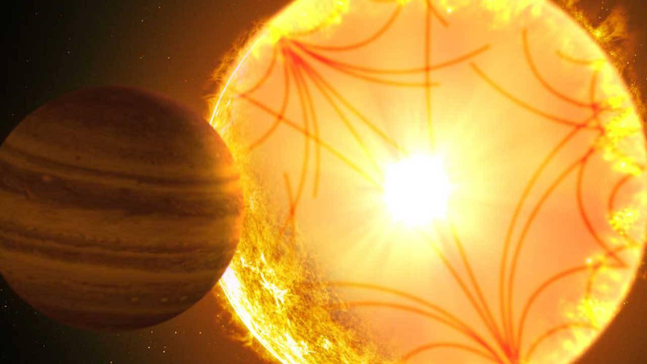 Обнаруженная 10 лет назад экзопланета получила название KOI 4