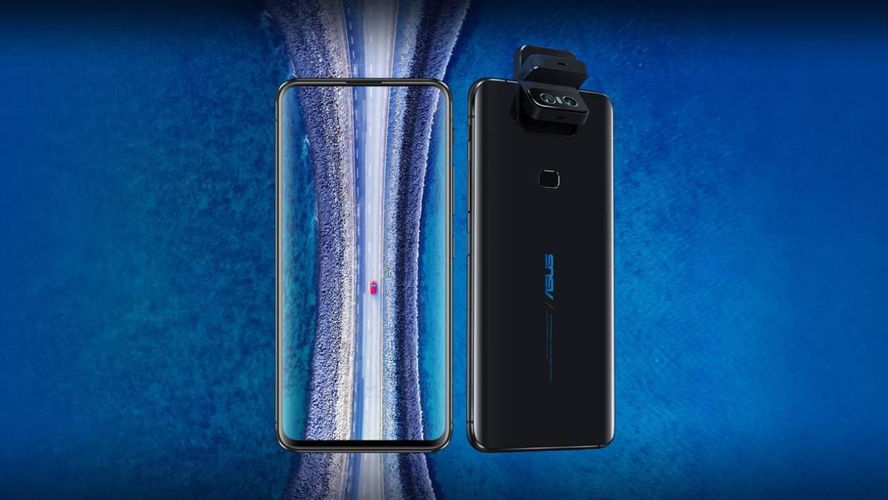 ASUS представила флагман Zenfone 6 споворотной камерой