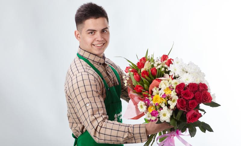 My-Present: доставка цветов по всей России