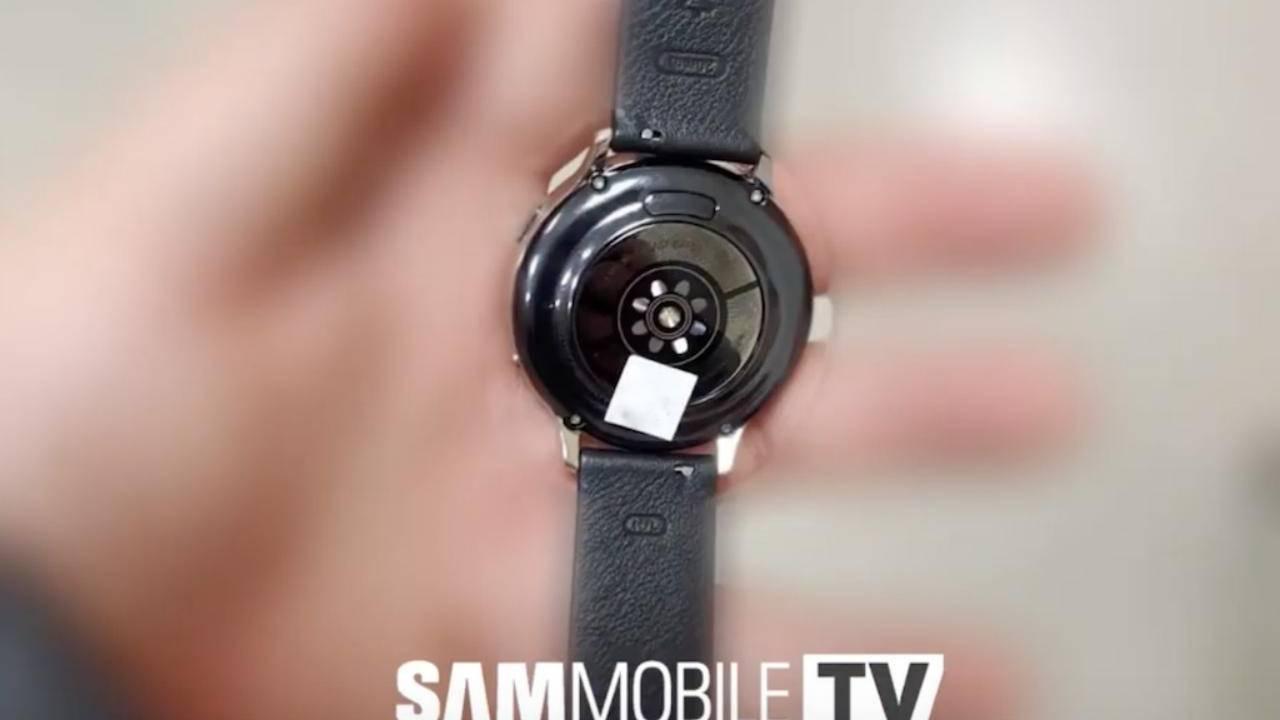 Samsung готовит к выпуску «умные» наручные часы Galaxy Watch Active 2