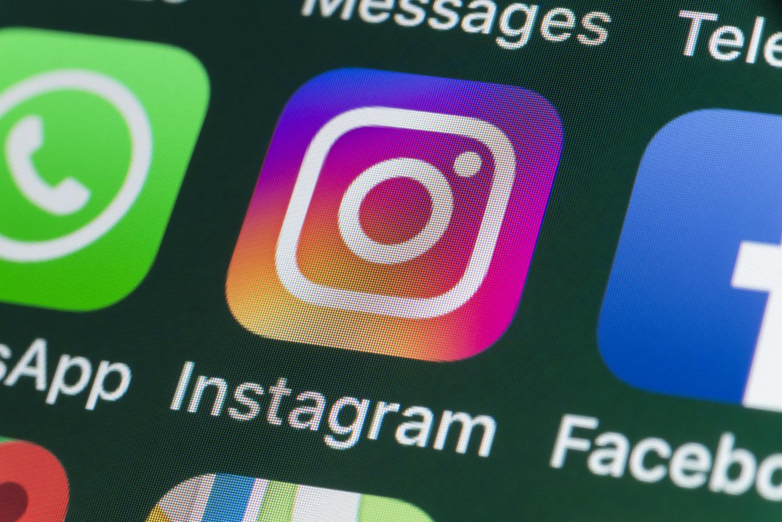 Социальная сеть Instagram  иWhatsApp изменят наименования