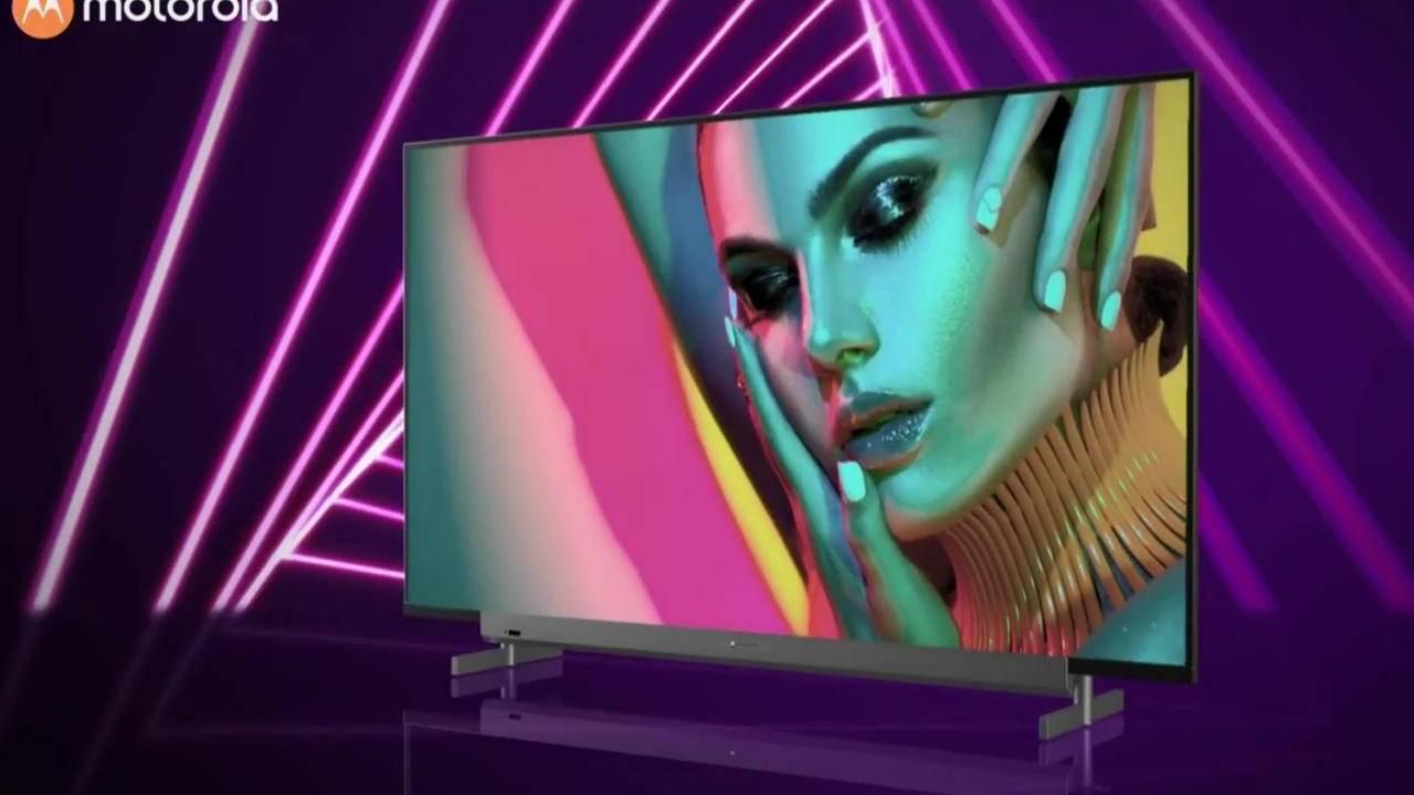 Motorola вышла нарынок сдешёвыми телевизорами