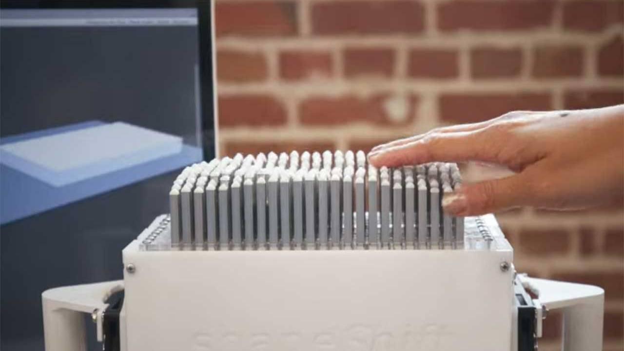 Картинки по запросу створили монітор комп'ютера для сліпих