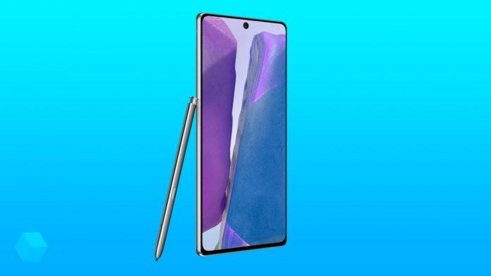Galaxy Note 20 порадует улучшенным чипом Exynos 990