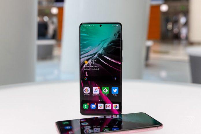 Google заключает с Samsung крайне неожиданную сделку