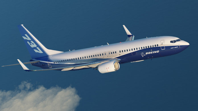 Boeing рассказал о проблеме клапана в модели 737