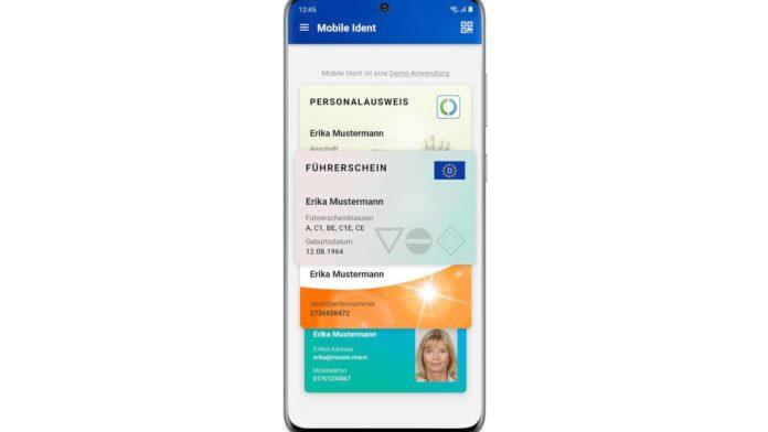 Samsung предлагает заменить паспорта в Германии на Galaxy S20