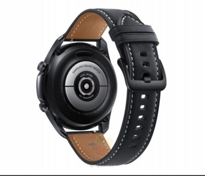 Samsung продемонстрировала Galaxy Watch 3 со всех сторон