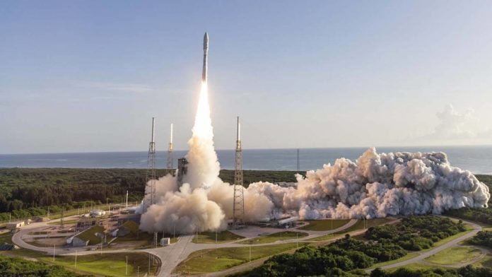 НАСА успешно запустило ровер Perseverance