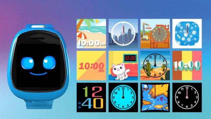 Little Tikes предлагает новые детские наручные часы Toby Robot
