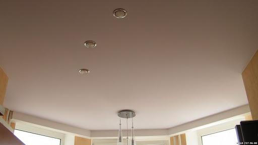 Натяжной потолок от