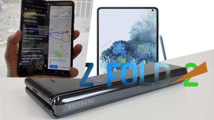 Samsung добавила приставку Z к модели Galaxy Fold 2