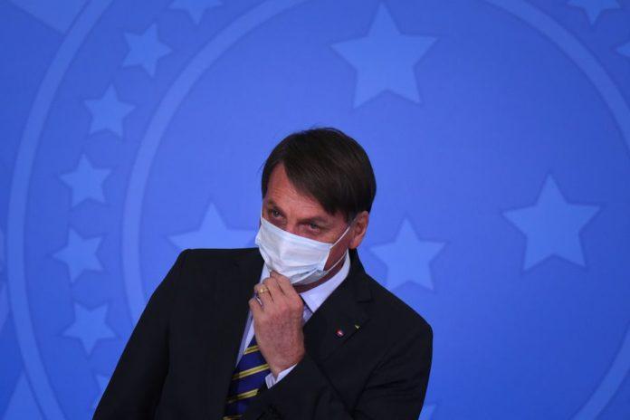 Facebook заблокировал 12 аккаунтов бразильских политиков