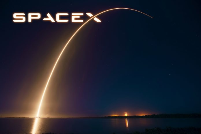 SpaceX запустила Falcon 9 по эксклюзивному маршруту