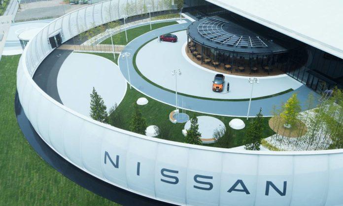 Хаб Nissan Pavilion открывается в Токио для посетителей