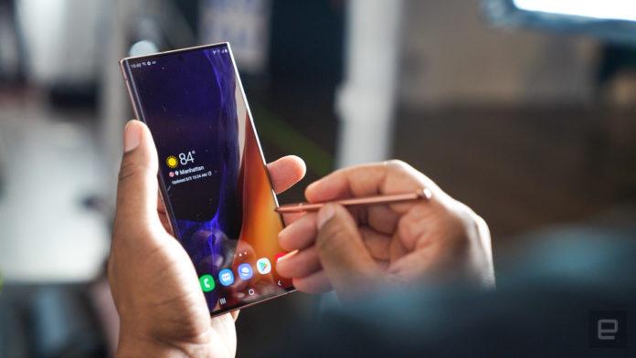 Samsung объяснила, почему дисплей Galaxy Note 20 Ultra лучший в мире