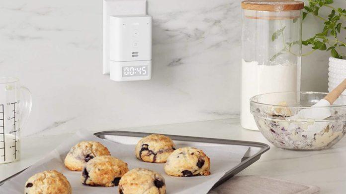 Amazon выпускает новое полезное устройство Smart Clock для Echo Flex