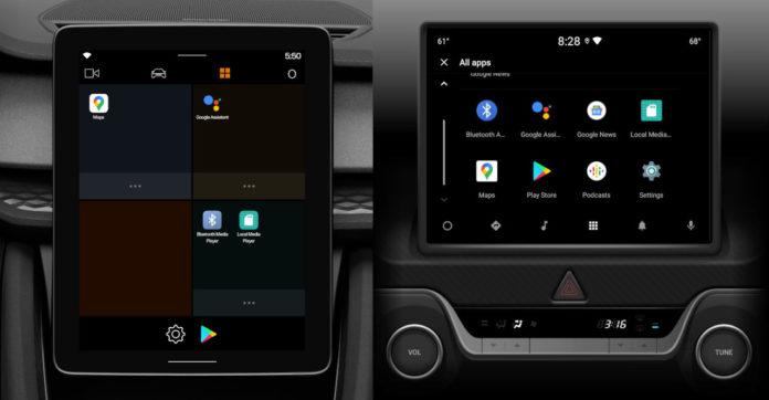 Google расширяет список доступных приложений для Android Auto