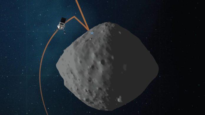 НАСА рассказала о последнем этапе развертывания миссии OSIRIS-REx