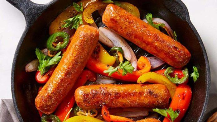 Растительное мясо в США становится все более распространенным