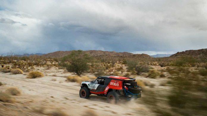 Ford вскоре представит новую раллийную модель Bronco R