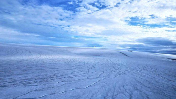 Древний Марс мог быть покрыт реками из-за таяния подземных льдов