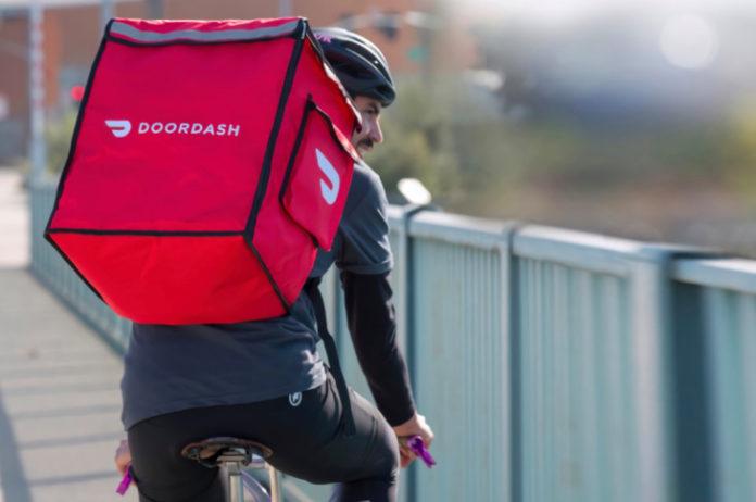 DoorDash запускает режим доставки DoorMart