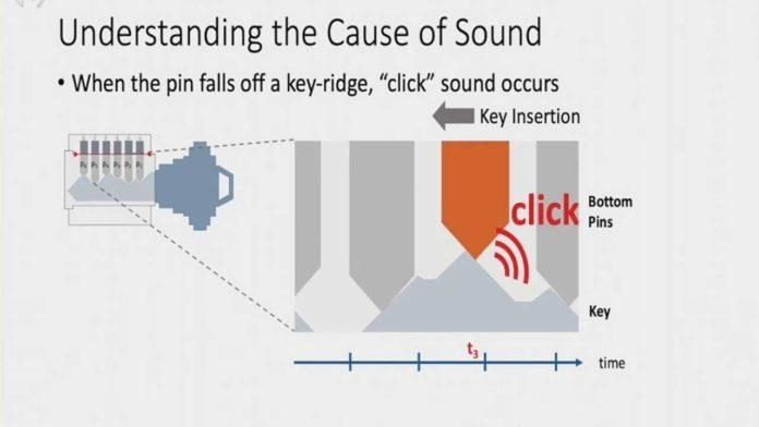Ученые создали уникальную звуковую систему изготовления копий ключей