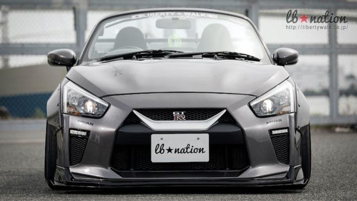 Daihatsu представила уникального «гоночного» монстра Copen