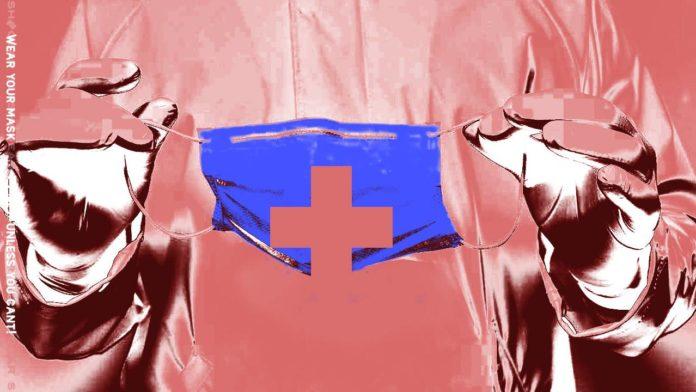 Центр CDC выпустил новый отчет о правильном ношении масок