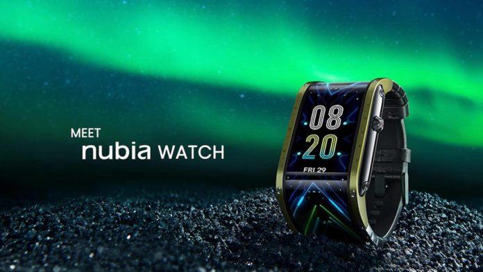 Nubia запустила Kickstarter-кампанию для разработки новых наручных часов
