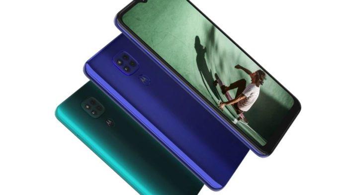 Motorola удивляет своей новой моделью Moto G9