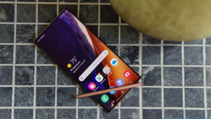 Galaxy Note 20 Ultra разочаровала своим дисплеем