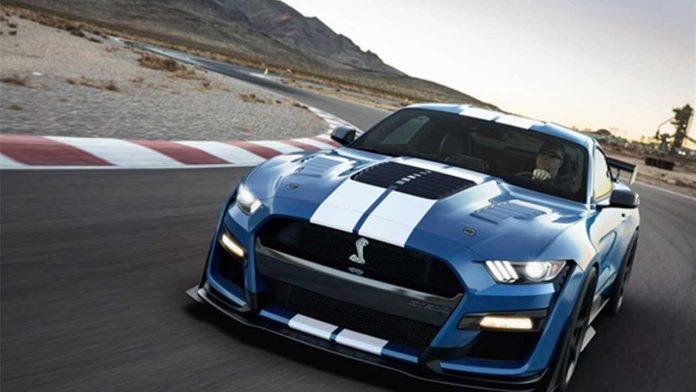 Автоконцерн Shelby готовит улучшенную модель спорткара Shelby GT500SE