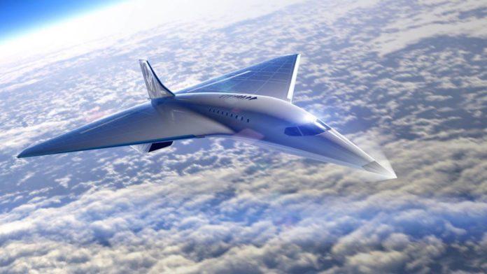 Virgin Galactic работает над новым туристическим космическим кораблем