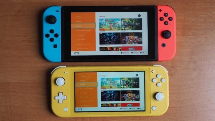 Nintendo может готовить новую версию консоли Switch