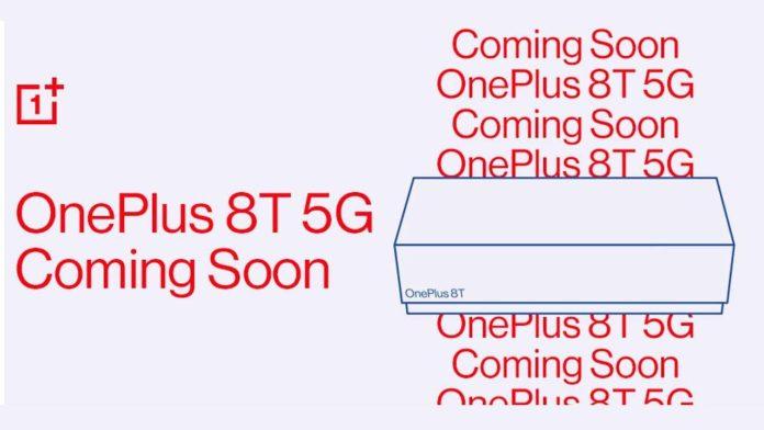 Смартфон OnePlus 8Т был прорекламирован весьма необычным образом