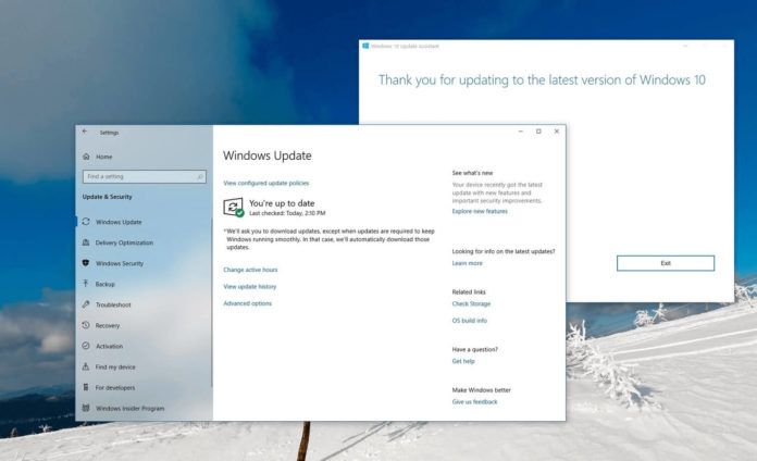 Майское обновление Windows 10 продолжает плодить проблемы
