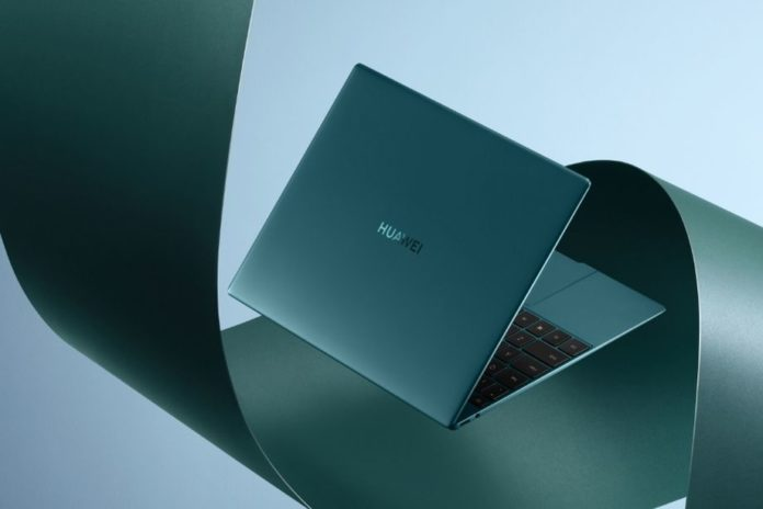 Huawei обновила линейку ноутбуков