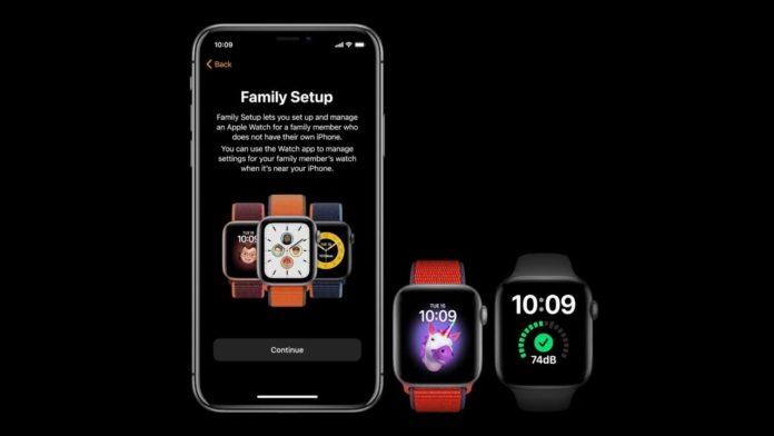Apple анонсировала новую модель часов Watch Series 6