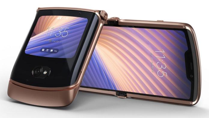 T-Mobile предлагает уникальную цену на Motorola Razr 5G