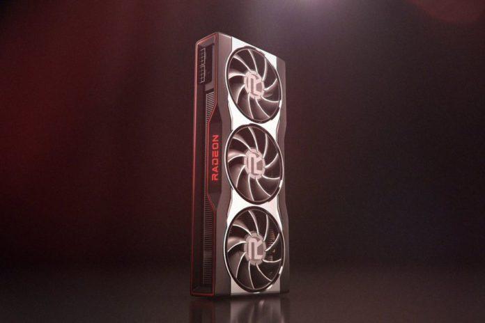 AMD показала внешний вид Radeon RX 6000