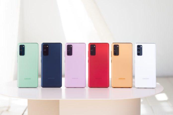Теперь мы знаем о Galaxy S20 Fan Edition всё