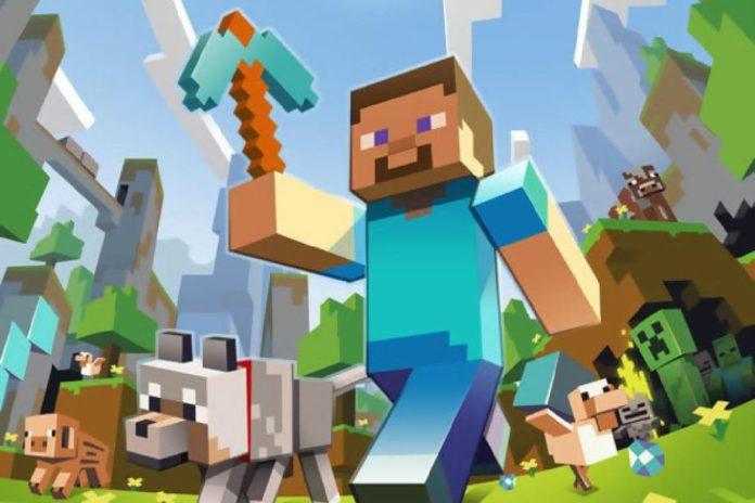 Minecraft для PlayStation VR появится в конце месяца