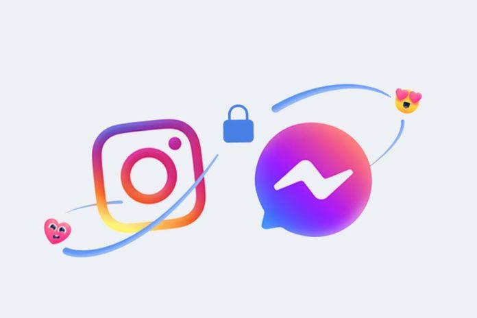 Facebook Messenger и Instagram теперь одно целое