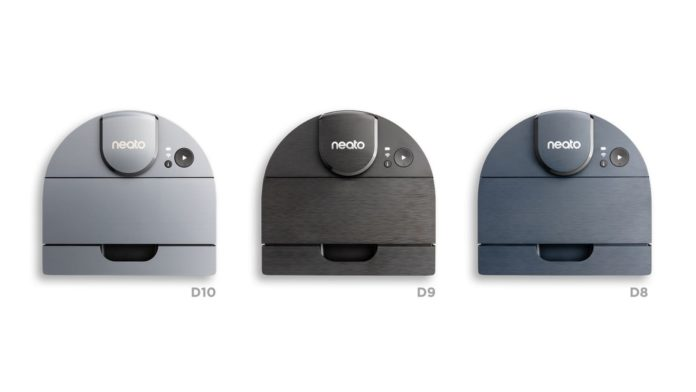 Neato представила трех роботов-пылесосов на IFA 2020