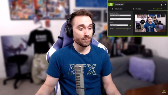 Nvidia выпустила Broadcast — доработанную версию RTX Voice